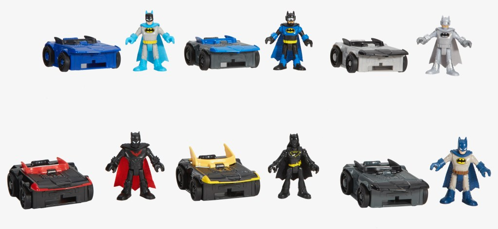 Fisher-Price Imaginext DC Super Friends Slammers
