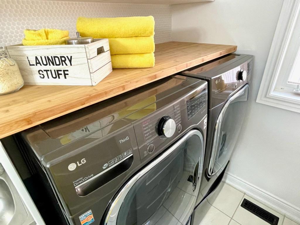 largest capacity washer