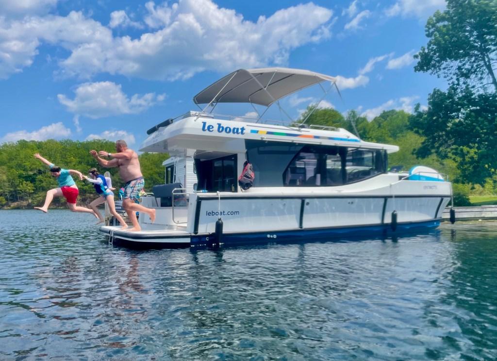 le boat canada