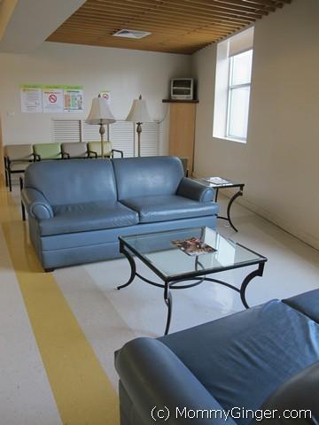 Genesis Waiting Area