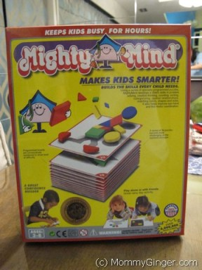 Mighty Mind : Makes Kids Smarter!