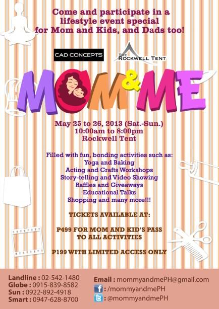 Mom & Me Event