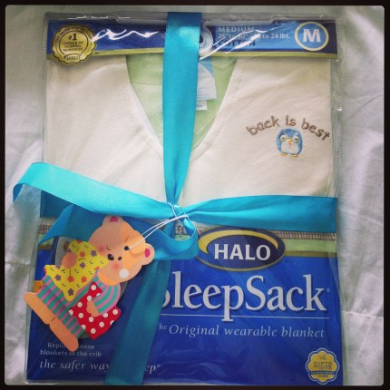 The HALO Sleep Sack