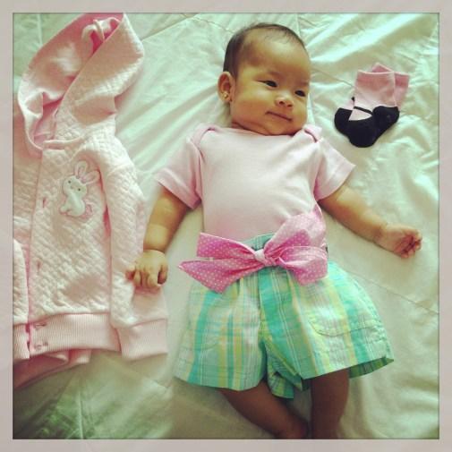 Baby Fashionista: I <3 Pink