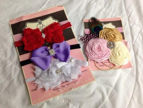 Little Miss Belle Ribbons