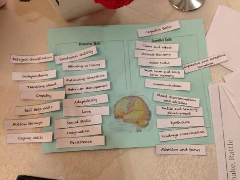 Character Skills versus Cognitive skills