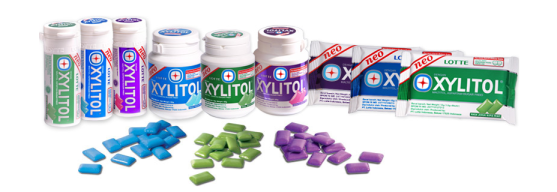 Xylitol Mini Bottle, Handy Bottle, Blister Pack