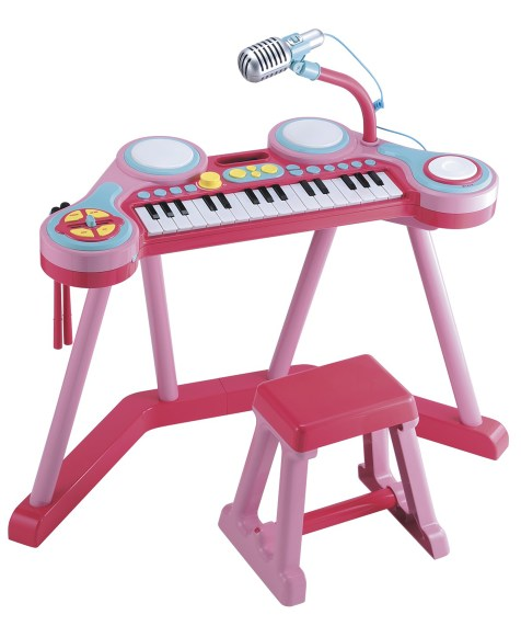 Zeeka loves singing and dancing so this Key Boom Board (Php 3999) is perfect for her!