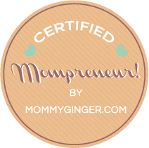 mompreneur badge