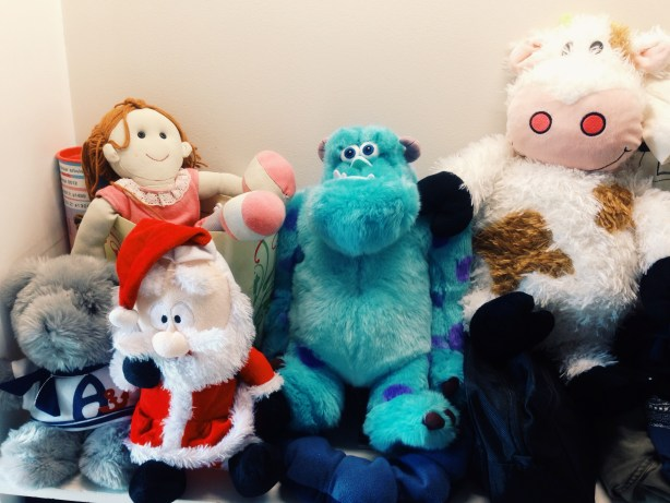 Stuffed Toys of Zeeka