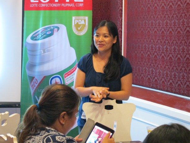 Lotte Xylitol Bloggers Meetup 1