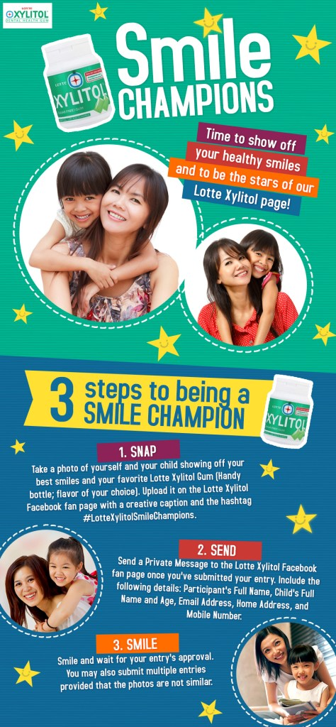 smile champion poster mechanics