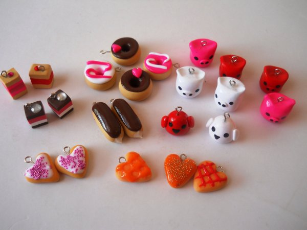 Polymer clay workshop 3