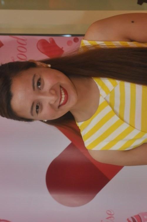 Joy Cabrera - Brand Manager, Sangobion