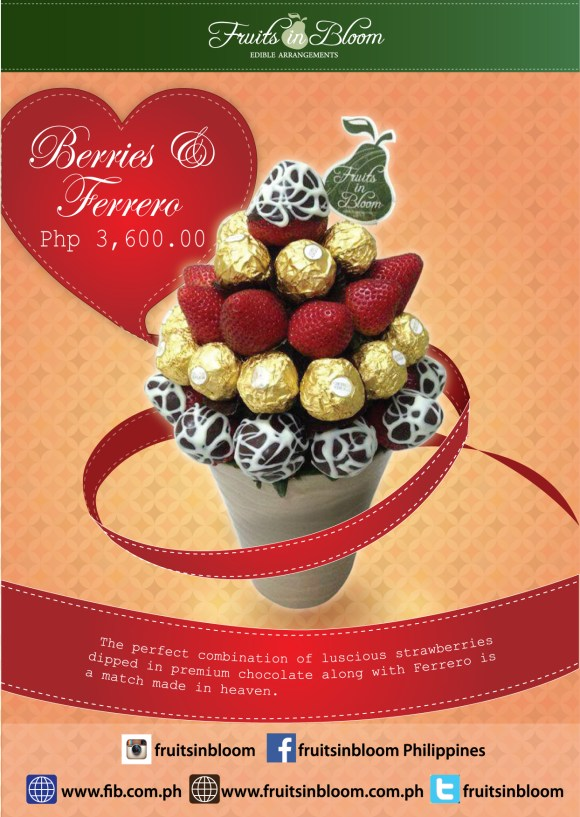 2_Berries And Ferrero - Fruits in Bloom