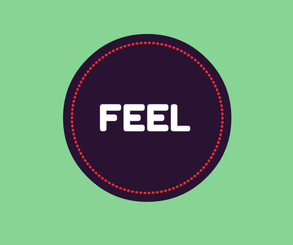 My One Word for 2015 --- FEEL!