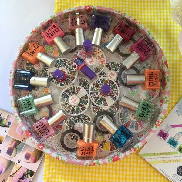 Girl Stuff Nail Polish 5
