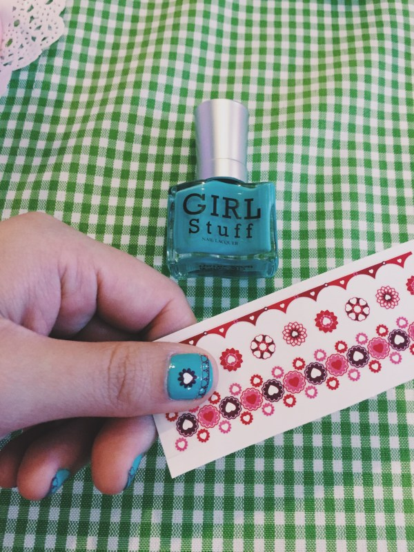 Girl Stuff Nail Polish 2