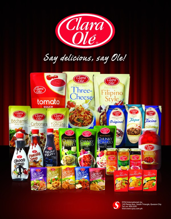 Clara Ole Products