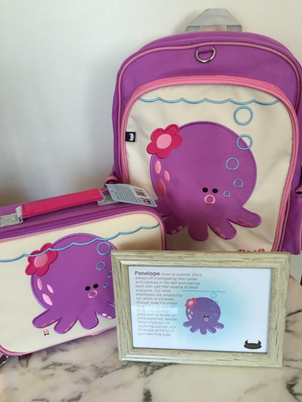 Cutie Octopus Bags
