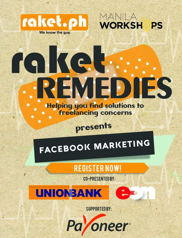 Raket Remedies - Facebook Marketing