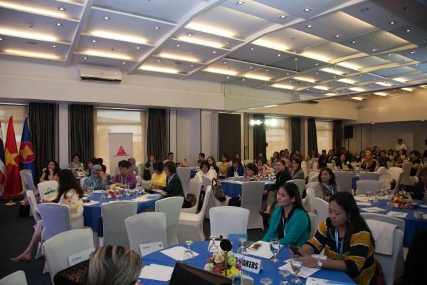 S.T.E.A.M. Ahead in ASEAN: A Forum for Women and Technology