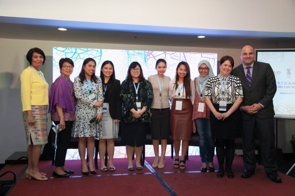 S.T.E.A.M. Ahead in ASEAN: A Forum for Women and Technology 3