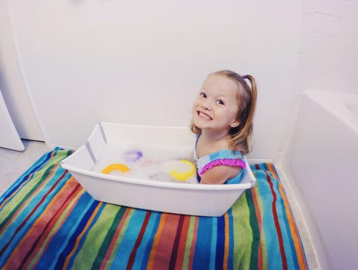 Stokke Flexi Bath tub review