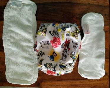 Cloth Diaper: Zero waste travel tips