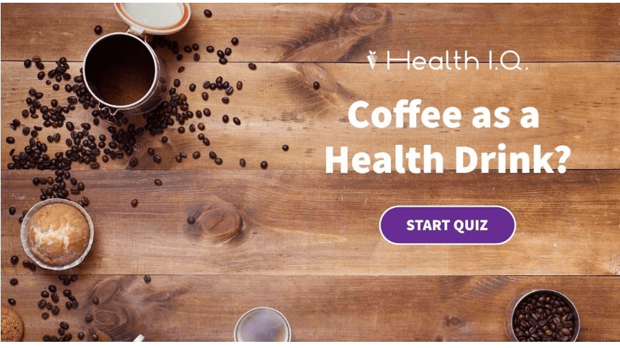Coffee as a health drink??