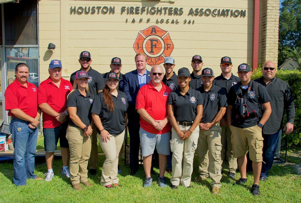 pgfd goes to local 341