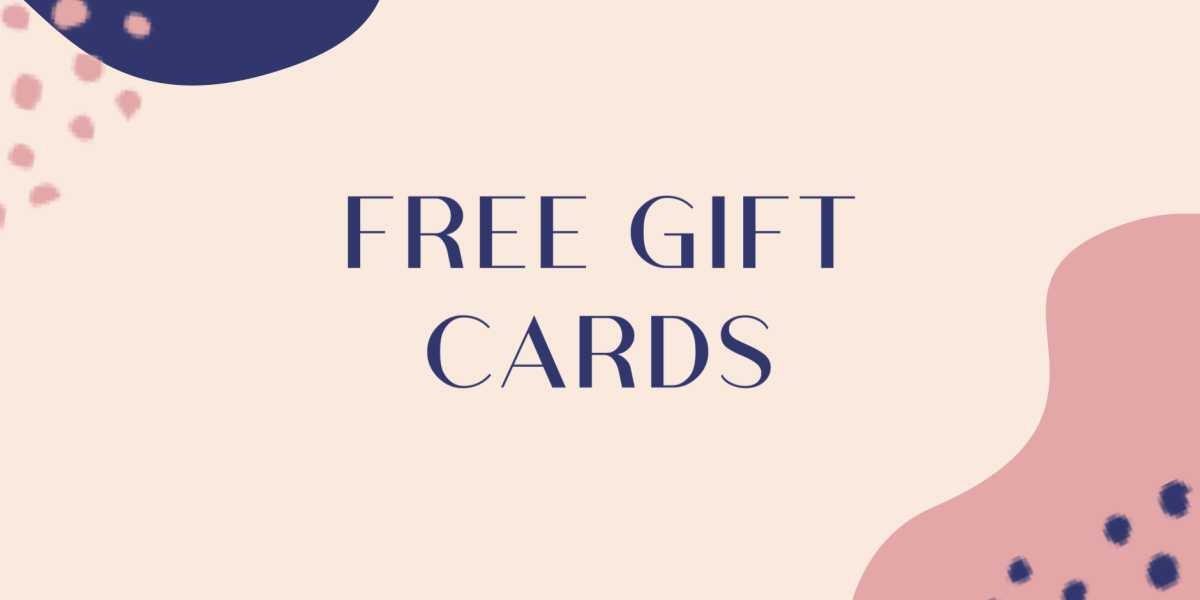 How to get FREE gift cards