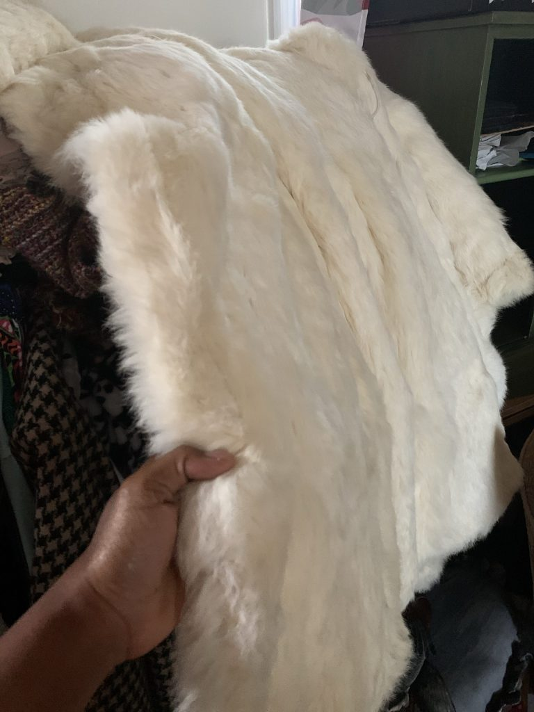 reselling furs