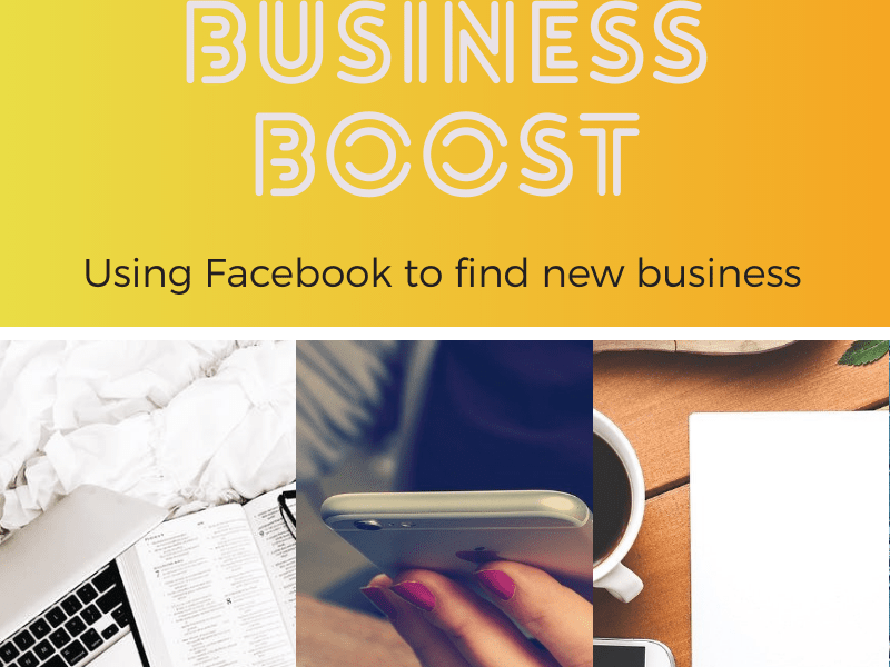 I need a business boost