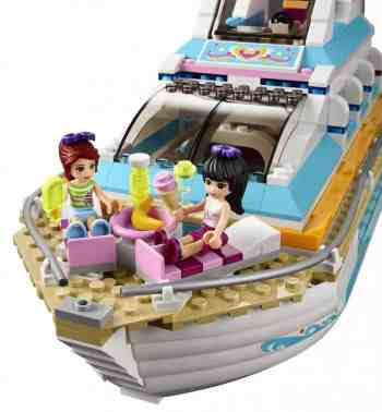 Lego Friends Dolphin set
