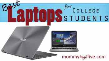 5 Good Laptops for College Students