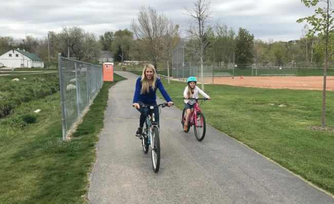 Draper City Park/ Willow Creek Trail