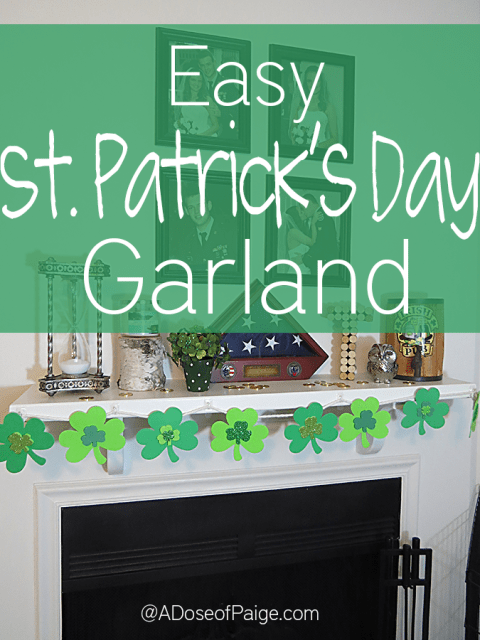 Kids Crafts for St. Patricks Day