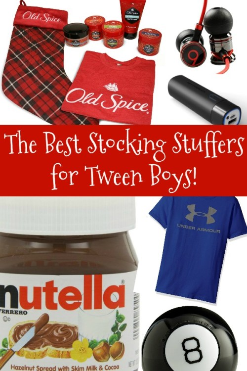 The Best Stocking Stuffers For Tween Boys The Mommyhood