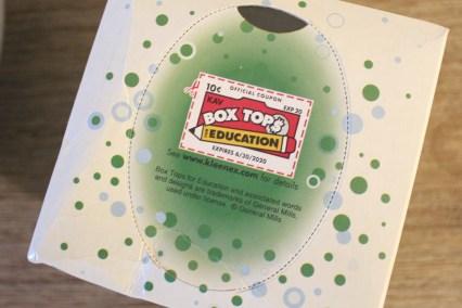 Kleenex Anti-Viral-tissues-box-tops