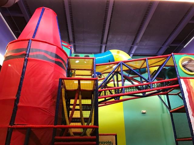 Crayola-Experience-Orlando-play-area