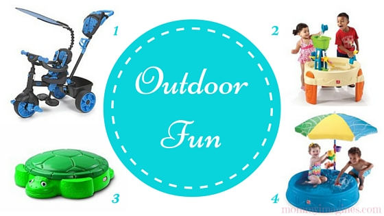 Outdoor Fun Toys for 1 Year Old Boys