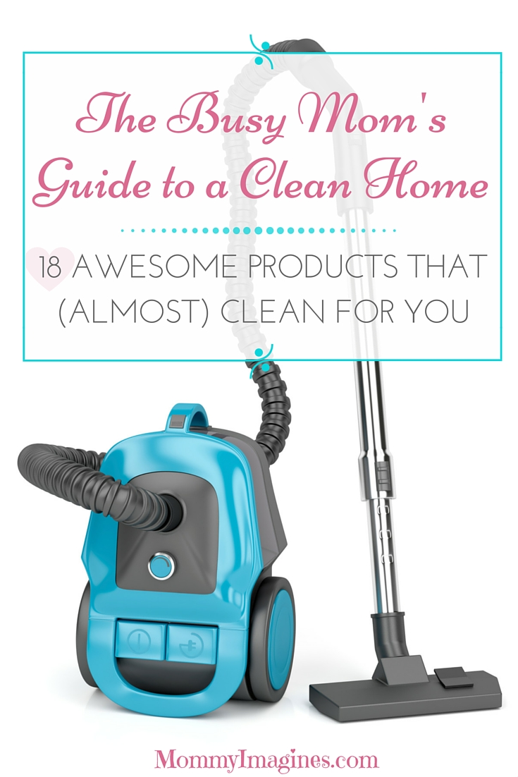 This is such a great list of products that help you clean better in less time. Do you struggle keeping your house clean? Save this!