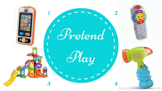 Pretend Play Toys for 1 Year Old Boys