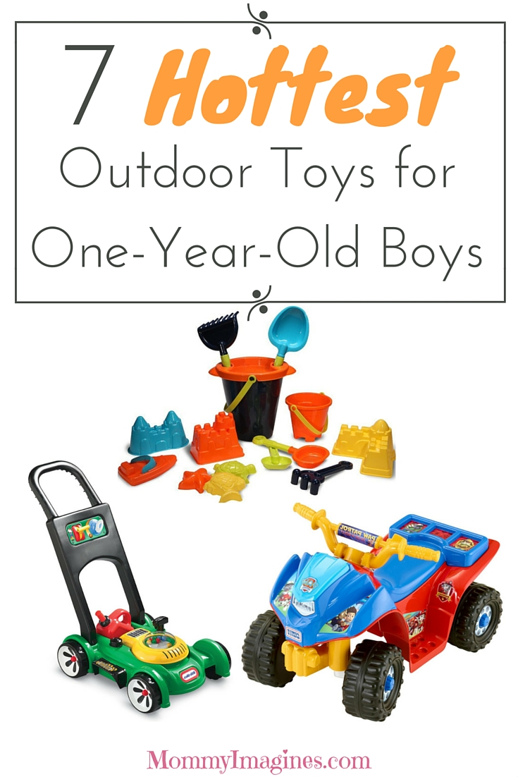 outdoor summer toys for 1 year old