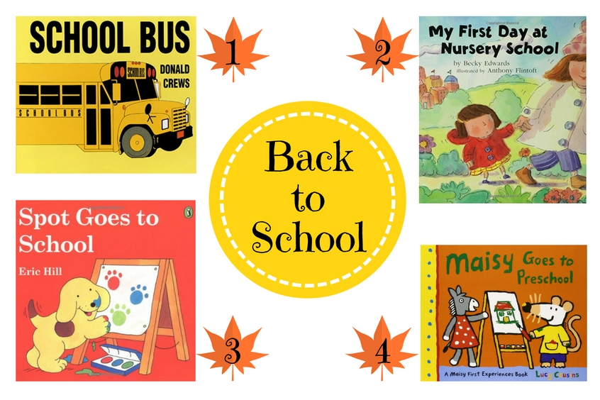 Books - Back to School