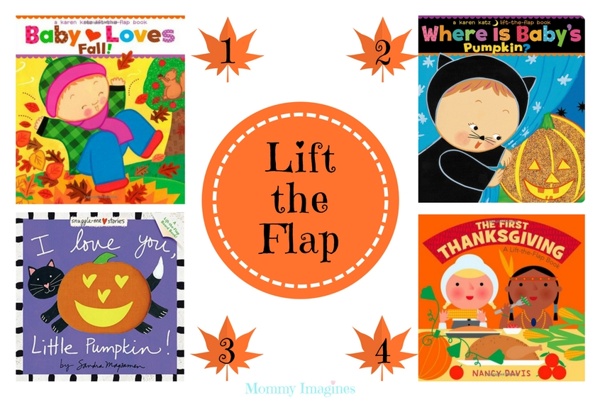 Lift-the-Flap Books for Toddlers