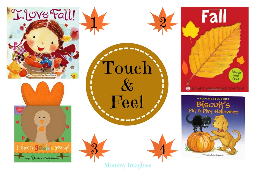 Touch and Feel Books for Toddlers