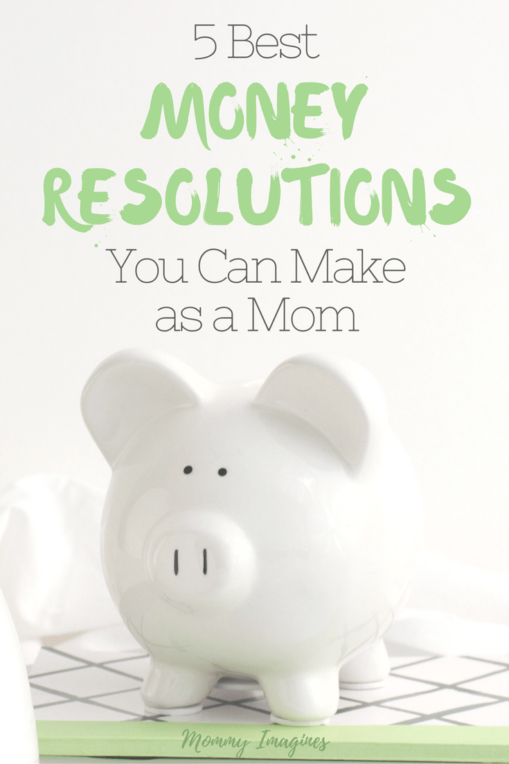 Do you need help with your New Year's Resolution? Find out the top ways you can to save money and budget as a mom.