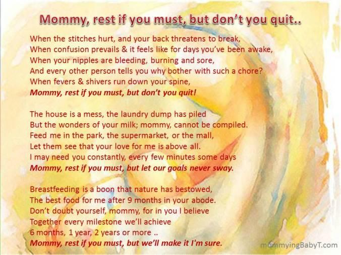 breastfeeding, world breastfeeding week, nursing in public, breastfeeding support for indian mothers, BSIM, Indian moms